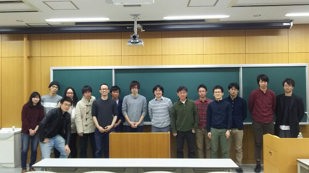 2018_02 _28th Kageyama lab. seminar.JPG